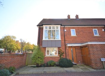 Thumbnail 3 bed end terrace house for sale in Castle Mews, Folkestone, Kent