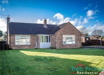 Thumbnail 2 bed detached bungalow for sale in Brumstead Road, Stalham, Norwich