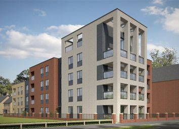 Thumbnail 2 bed flat for sale in London Road, Milton Keynes