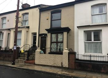 Thumbnail 3 bed terraced house for sale in Grasmere Street, Anfield, Liverpool