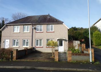 Thumbnail 2 bedroom property to rent in Lliedi Crescent, Llanelli