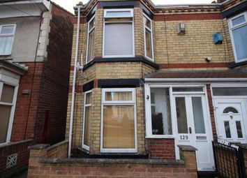 Thumbnail 2 bedroom terraced house for sale in Perth Street West, Hull, East Riding Of Yorkshire