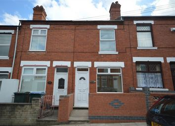 Thumbnail 2 bedroom terraced house for sale in Melbourne Road, Earlsdon, Coventry, West Midlands
