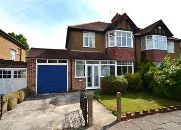 Thumbnail 3 bed semi-detached house for sale in Hawthorne Avenue, Ruislip, Middlesex