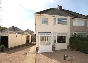 Thumbnail 3 bed semi-detached house for sale in Snape Hill Lane, Dronfield, Derbyshire