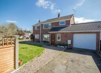 Thumbnail 4 bed detached house for sale in Wensum Drive, North Elmham, Dereham