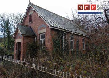 Thumbnail Property for sale in Llanfihangel, Llanfyllin