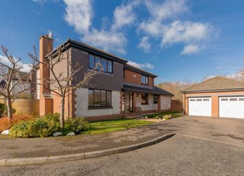 Thumbnail 4 bed detached house for sale in 17 Netherbank View, Edinburgh