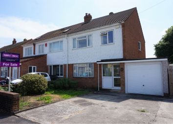 Thumbnail 3 bed semi-detached house for sale in Burfoote Road, Stockwood