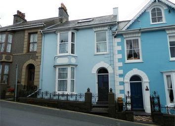 Thumbnail 4 bed terraced house for sale in Hill Street, New Quay