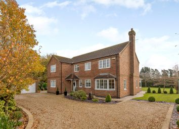 Thumbnail 5 bed detached house for sale in Brambledown, Priory Lane, Grimoldby, Louth