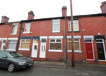 Thumbnail 2 bed terraced house for sale in Langley Street, Stoke-On-Trent