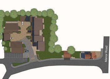 Thumbnail 4 bedroom property for sale in Rushdon Close, Gidea Park, Romford