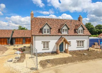 Thumbnail 4 bed detached house for sale in High Street, Cheveley, Newmarket