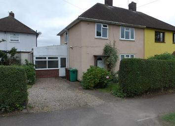 Thumbnail 3 bedroom semi-detached house for sale in Westwick Road, Bilborough, Nottingham, Nottinghamshire