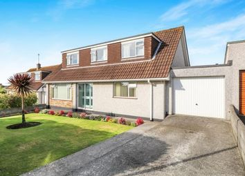 Thumbnail 4 bed bungalow for sale in Boscoppa, St. Austell, Cornwall