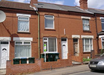 Thumbnail Terraced house for sale in Humber Avenue, Stoke, Coventry