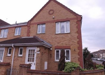 Thumbnail 3 bed terraced house for sale in Marle Court, Gorleston, Great Yarmouth