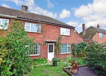 Staple Road, Wingham, Canterbury, Kent CT3. 3 bed semi-detached house