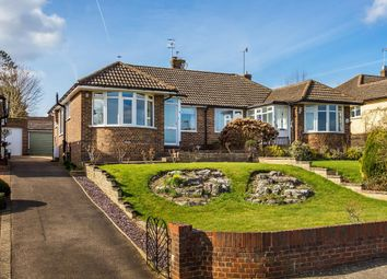 Thumbnail 2 bed semi-detached bungalow for sale in Dewlands, Godstone