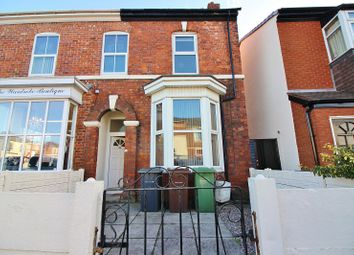 Thumbnail 2 bed semi-detached house to rent in Hall Street, Southport
