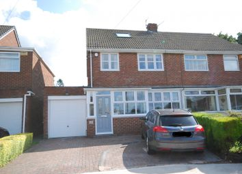 Thumbnail 4 bed semi-detached house for sale in East Boldon Road, Cleadon, Sunderland