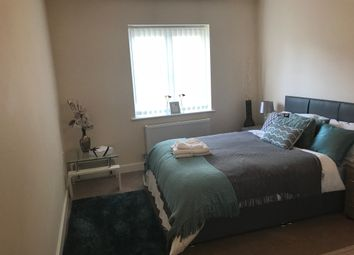 Thumbnail 2 bedroom flat for sale in The Lily, Ikon Avenue, Wolverhampton, West Midlands