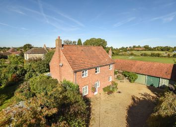 Thumbnail 4 bed detached house for sale in Orchard Road, Gayton, King's Lynn