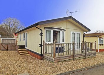 Thumbnail 2 bed mobile/park home for sale in Blueleighs, Ipswich, Suffolk