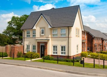 "Thumbnail 3 bedroom detached house for sale in ""Morpeth II"" at Kepple Lane, Garstang, Preston"