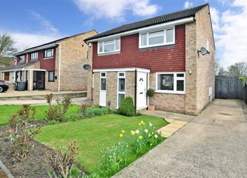 Thumbnail 2 bed semi-detached house for sale in Coxs Close, Snodland, Kent