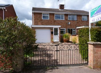 Thumbnail 3 bedroom semi-detached house to rent in Pine Grove, Woburn Sands