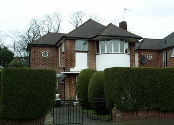 Thumbnail 4 bedroom detached house to rent in Oriental Road, Woking