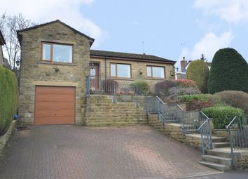 Thumbnail 4 bed detached house for sale in Mount View Road, Hepworth, Holmfirth, West Yorkshire