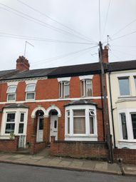 Thumbnail 4 bedroom terraced house to rent in Cecil Road, Northampton