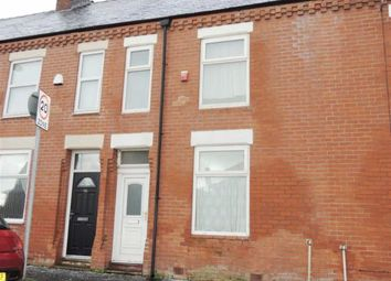 Thumbnail 3 bed terraced house for sale in Coatbridge Street, Clayton, Manchester