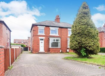 Thumbnail 3 bed semi-detached house for sale in Nutwell Lane, Doncaster