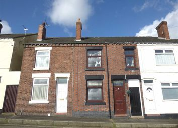 Thumbnail 3 bed terraced house for sale in Leycett Road, Scot Hay, Newcastle-Under-Lyme