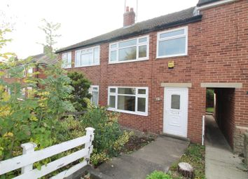 Thumbnail 3 bed terraced house for sale in Springfield Close, Horsforth, Leeds