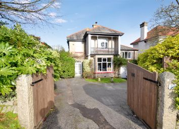 Thumbnail 4 bed detached house for sale in Melvill Road, Falmouth