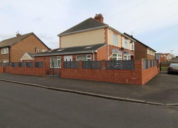 Thumbnail 3 bed semi-detached house for sale in Coquet Avenue, Blyth