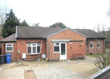 Thumbnail 4 bed detached bungalow for sale in Cookham Road, Maidenhead, Berkshire