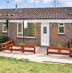 Thumbnail 2 bedroom bungalow to rent in Dukes Close, Arundel