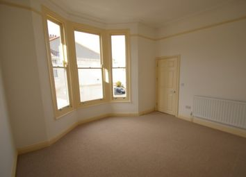 Thumbnail 1 bed flat to rent in Grenville Road, Plymouth