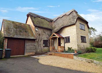 Thumbnail 4 bed cottage to rent in Vicarage Lane, Podington, Northamptonshire