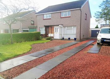 2 bed semi-detached house for sale in Rannoch Drive, Crossford, Dunfermline KY12