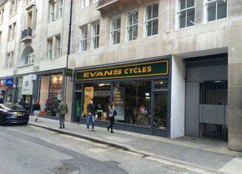 Thumbnail Retail premises to let in Rathbone Place, London