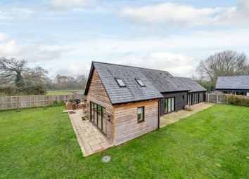 Bullsdown Farm, Bramley, Reading, Hampshire RG26. 3 bed bungalow for sale