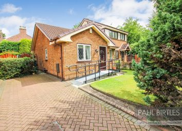 Thumbnail 2 bed bungalow for sale in Chadwick Road, Urmston
