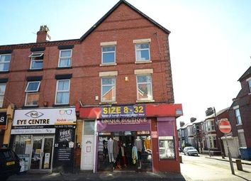 Thumbnail 6 bed flat for sale in Lawrence Road, Wavertree, Liverpool